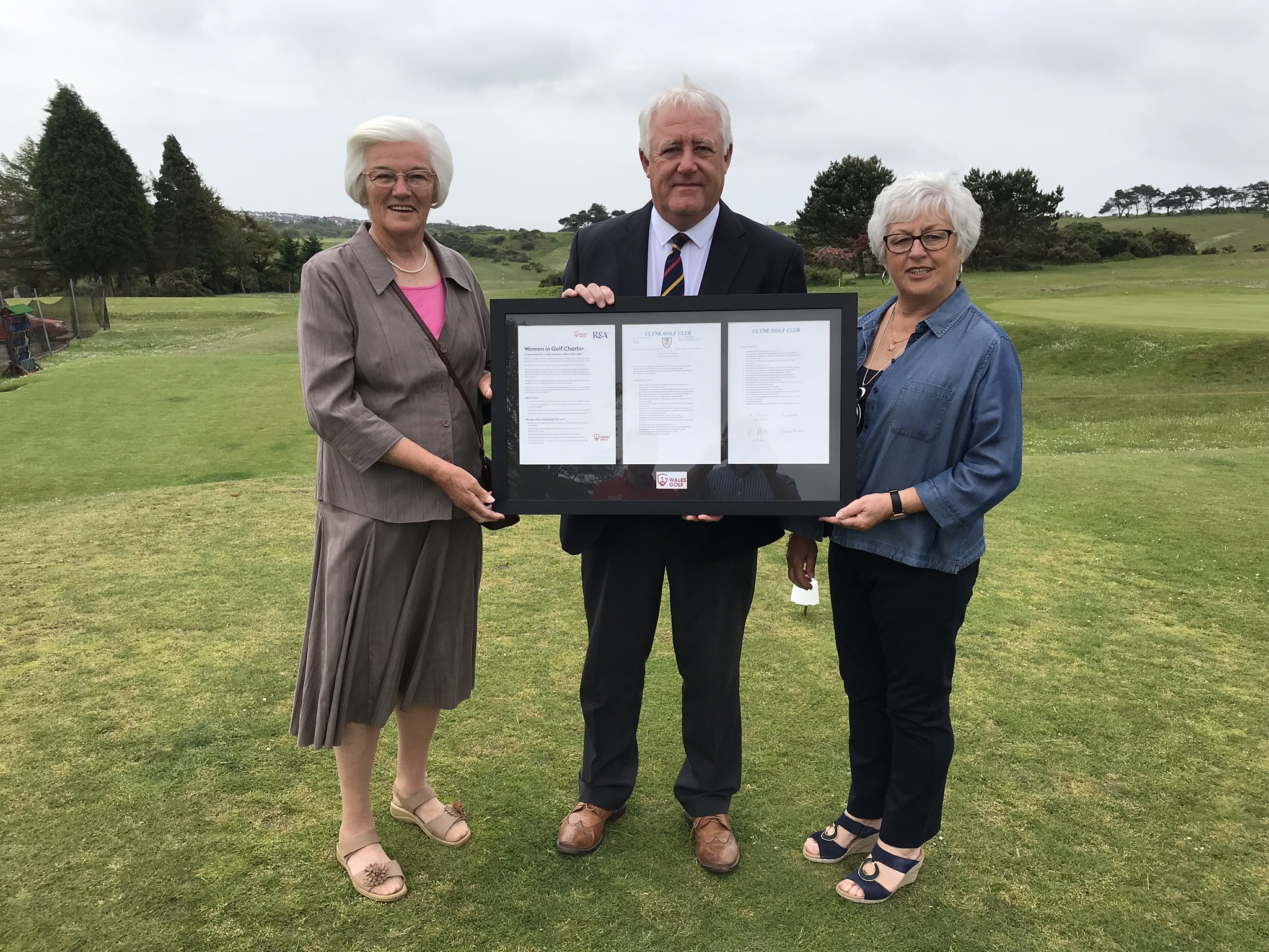 Women In Golf Charter